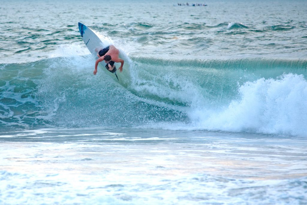 mexico surfing holidays - CC Flickr image by Santi LLobet
