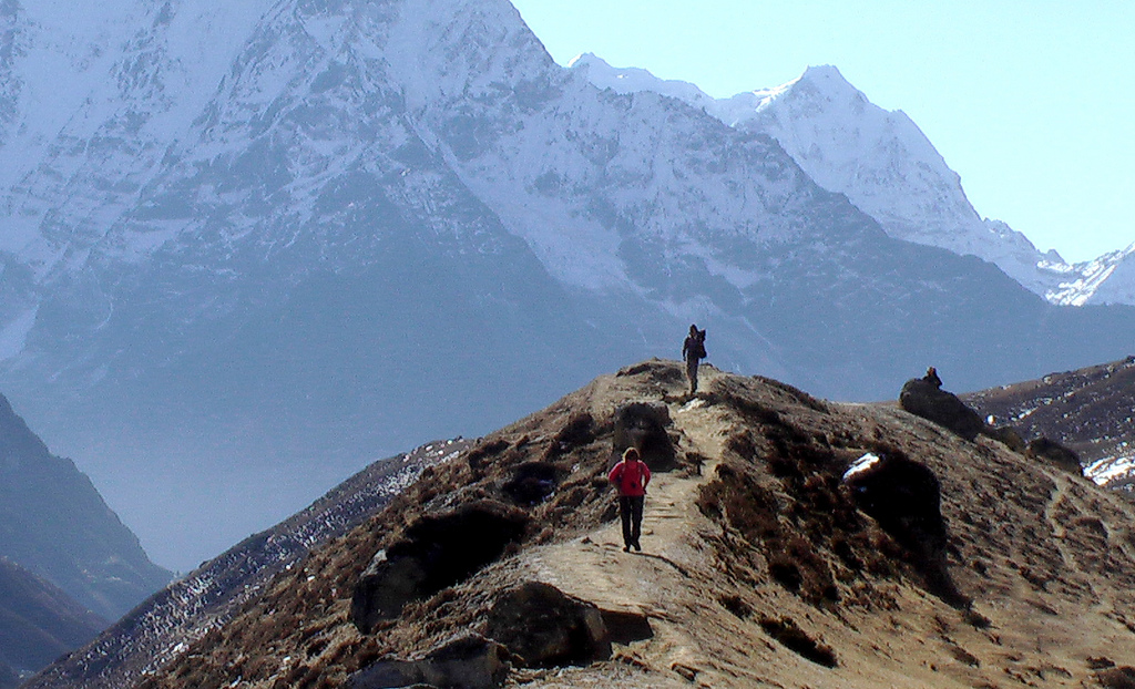 Everest base camp trek Get fit for trekking holidays: 8 cheap fitness hacks Flickr CC Image by Rick McCharles