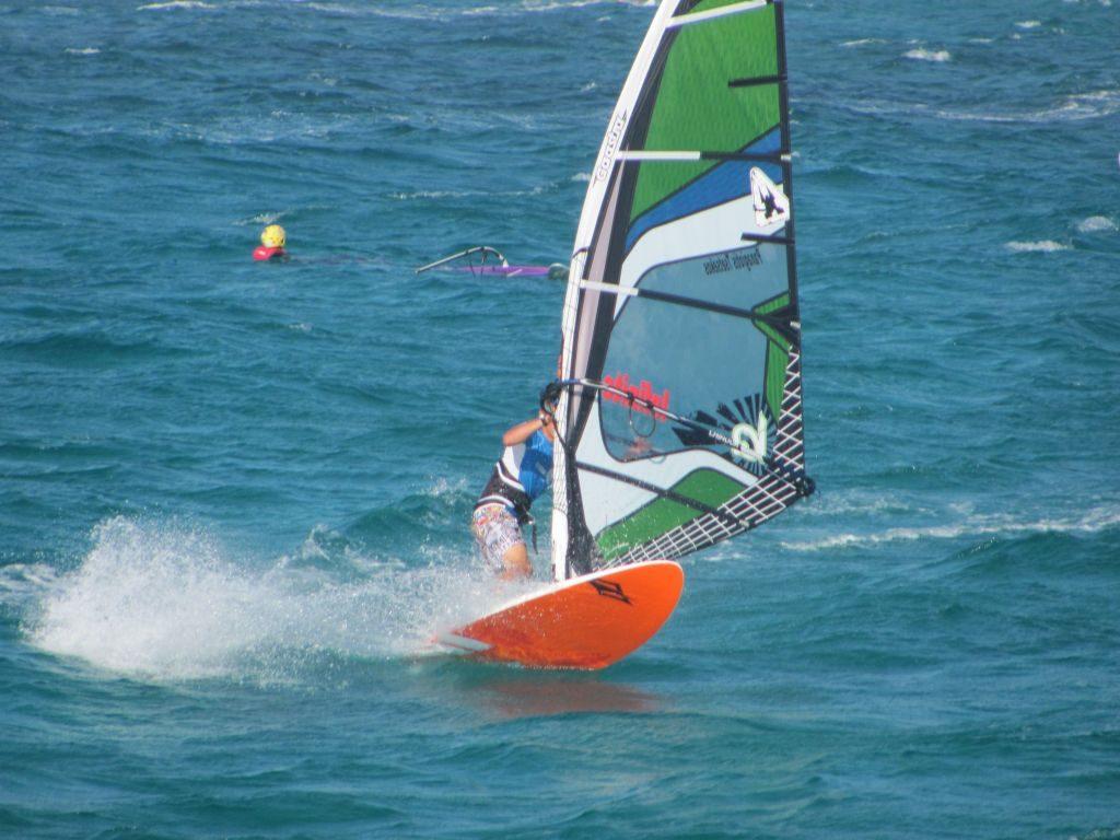 Naxos - Greek windsurfing holidays - wikimedia commons CC image