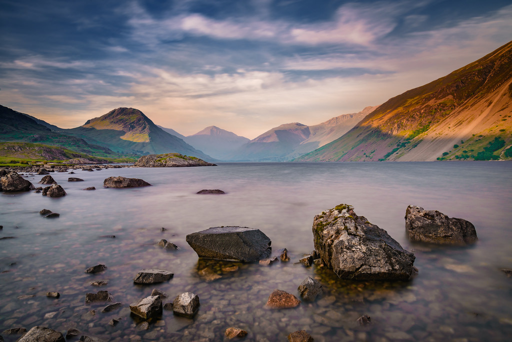 Western Lake District adventure holidays Why west is best Flickr CC image of Wastwater by Joe Hayhurst