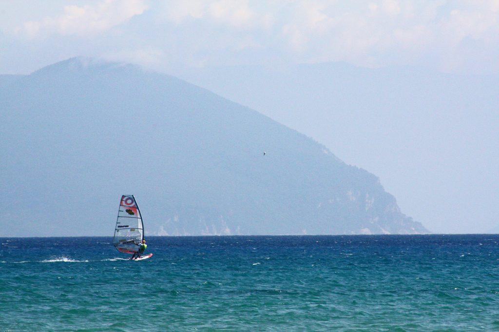best windsurf spots in greece - lefkada - flickr cc image by robertsharp