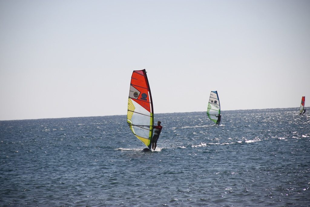 great windsurfing holidays - flickr cc by Andrey Filippov