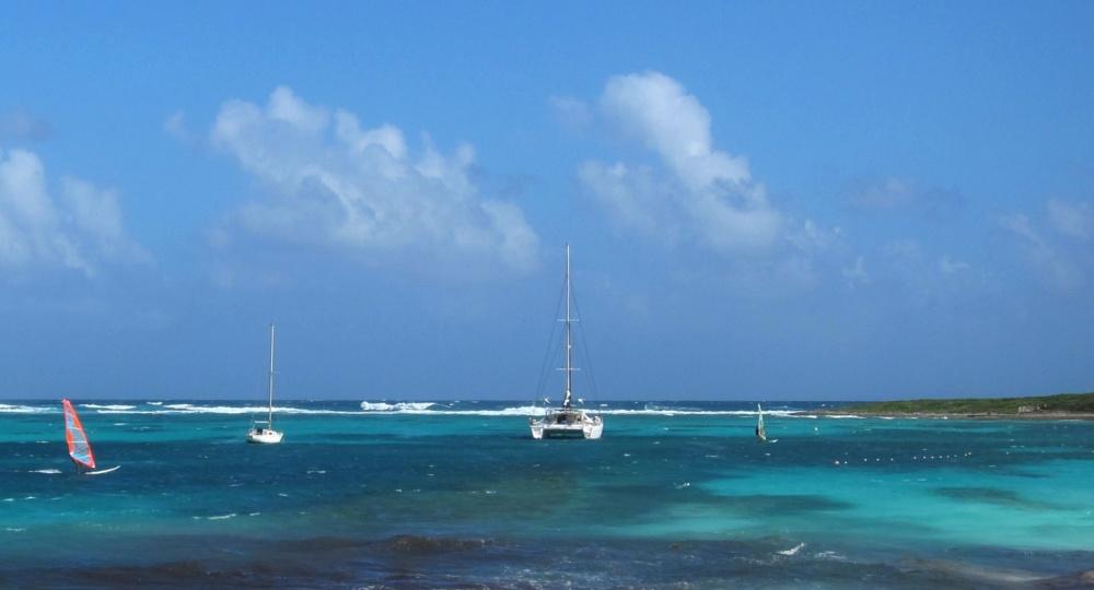 Saint Martin one of the best Caribbean windsurfing spots Flickr CC image by jsmjr (1)