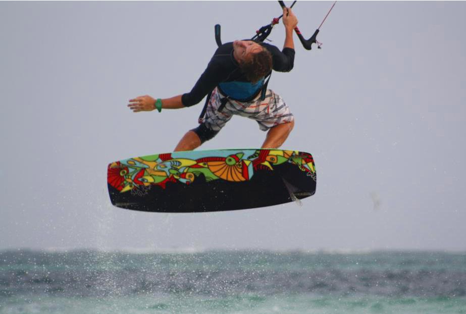 kitesurfing Tantrum: Learn to Tantrum