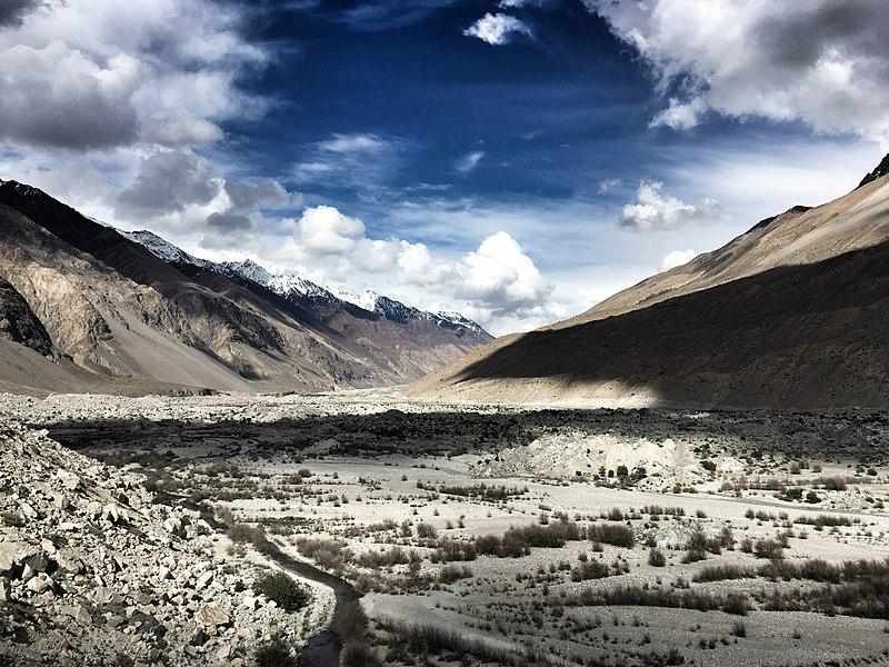 best undiscovered trekking holiday destinations Wikimedia CC image of Chiporsan Valley, Pakistan by Ferozagulzar