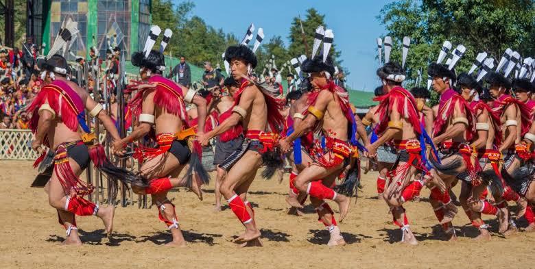 best unknown treks Naga people of Myanmer Wikimedia CC image by Zubanthung