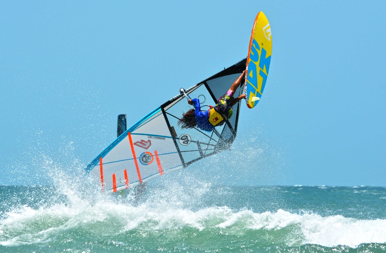 Best windsurf spots in Egypt - Pixabay CC image