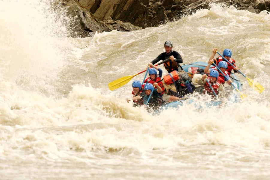 GRG's Adventure Kayaking discount: 10% off rafting in Nepal