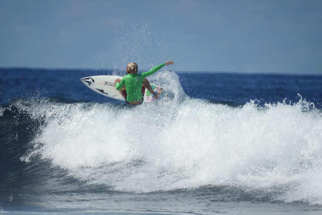 La Santa Guide to Lanzarote surfing holidays in the Canary Islands Flickr creative commons image by Ronaldc5
