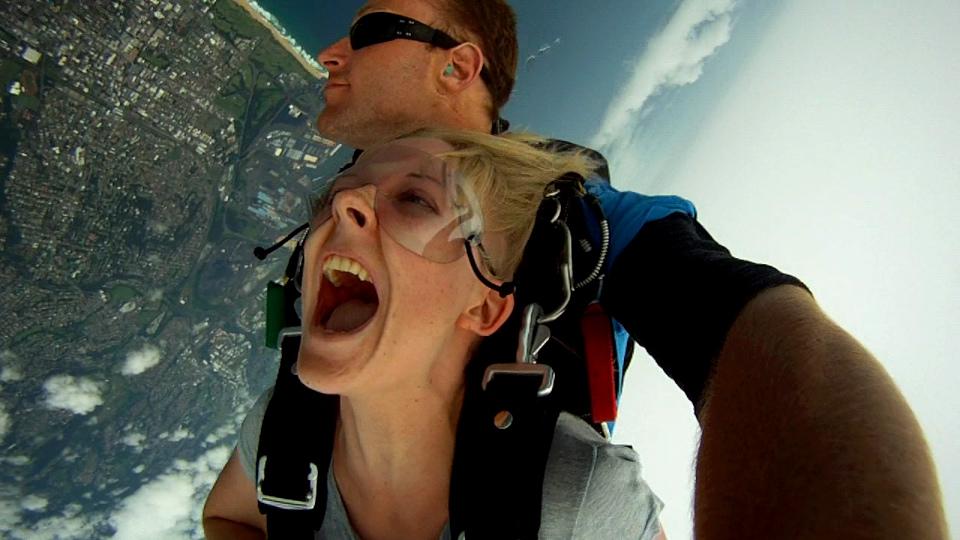 Tandem skydiving in sydney flickr image by marlen.w