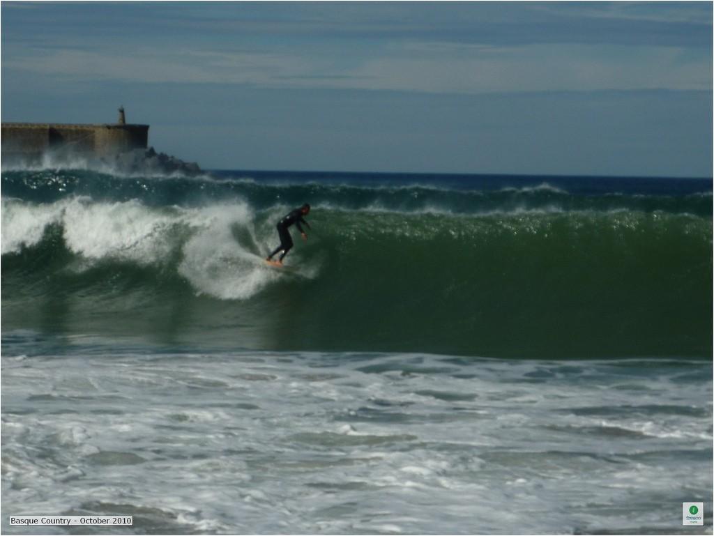 Top 10 Europe surf destinations Basque Region Flickr image by Fresco Tours