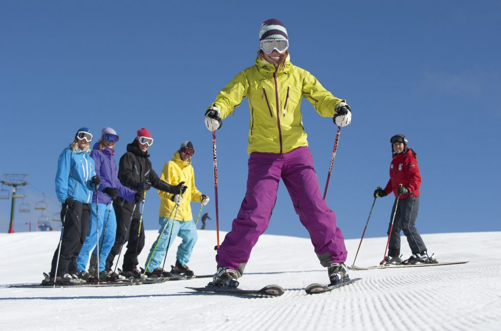 Victoria skiing holidays in Australia - Flickr CC image by Roderick Eime