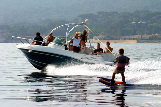 Adventure St Tropez Discount: 5% off Wakeboarding