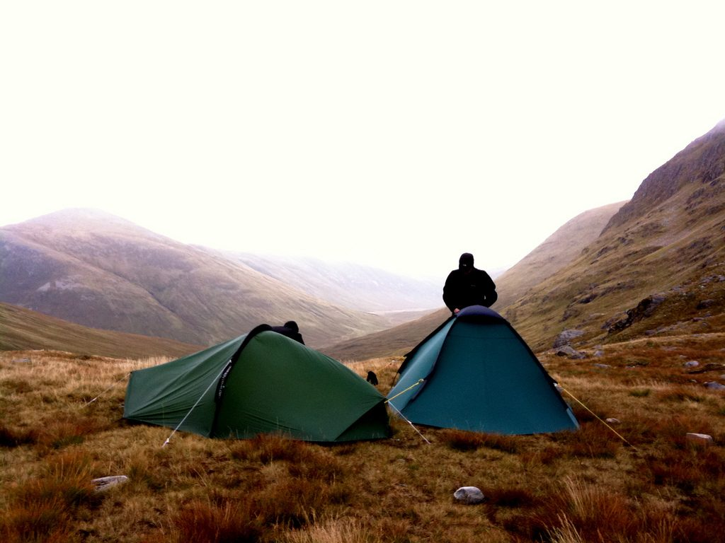 Wild camping gear tips items you'll forget to take camping Flickr creative commons image by pjohnkeane