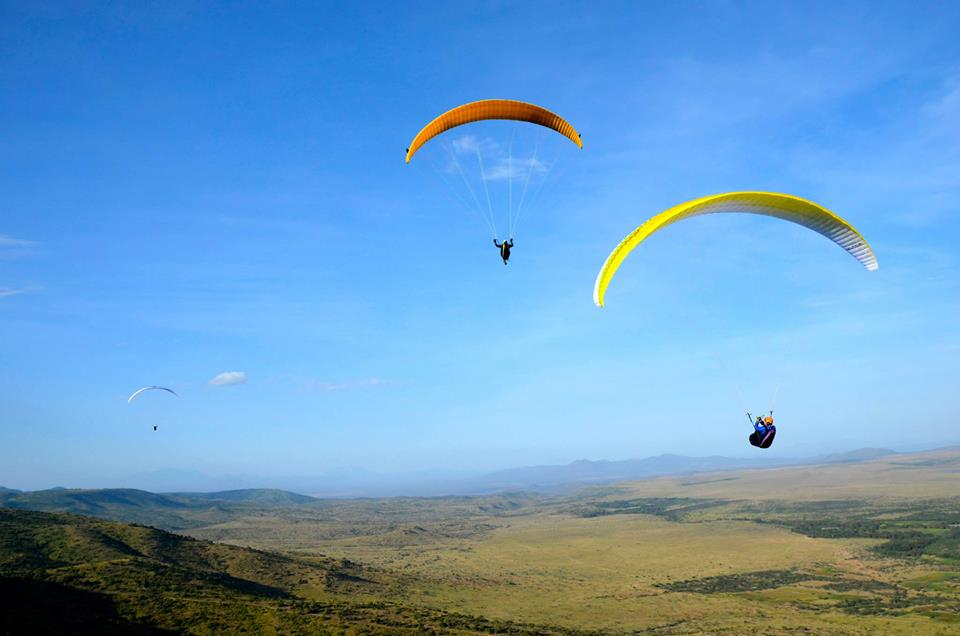 guide to kenya paragliding holidays image by www.paraglidekenya.com