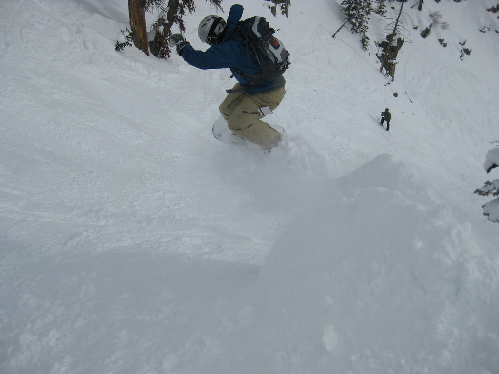 13 best USA snowboarding destinations: Snowboard US style! Flickr image by dpstyles