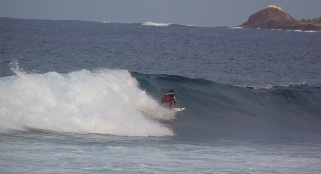Best Canaries surfing for experts: Top 11 Canary Islands surf spots Corralejo in Fuerteventura Flickr CC image by Bi0