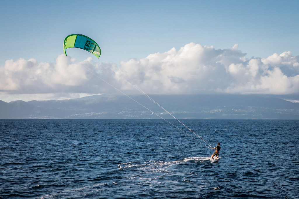 Guide to Martinique kiteboarding holidays Unspoilt caribbean kitesurfing Flickr CC Image by _dChris