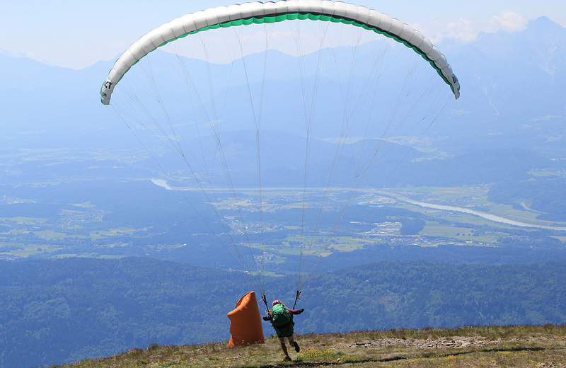 Learn to paraglide flickr image by Alois Staudacher