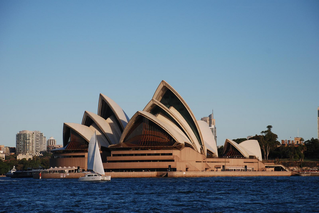 Sail around Australia flickr image by Xiquinhosilva