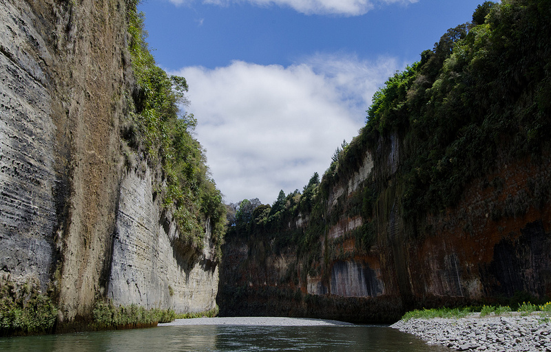 The best day rafting trips in New Zealand flickr image by Arbron
