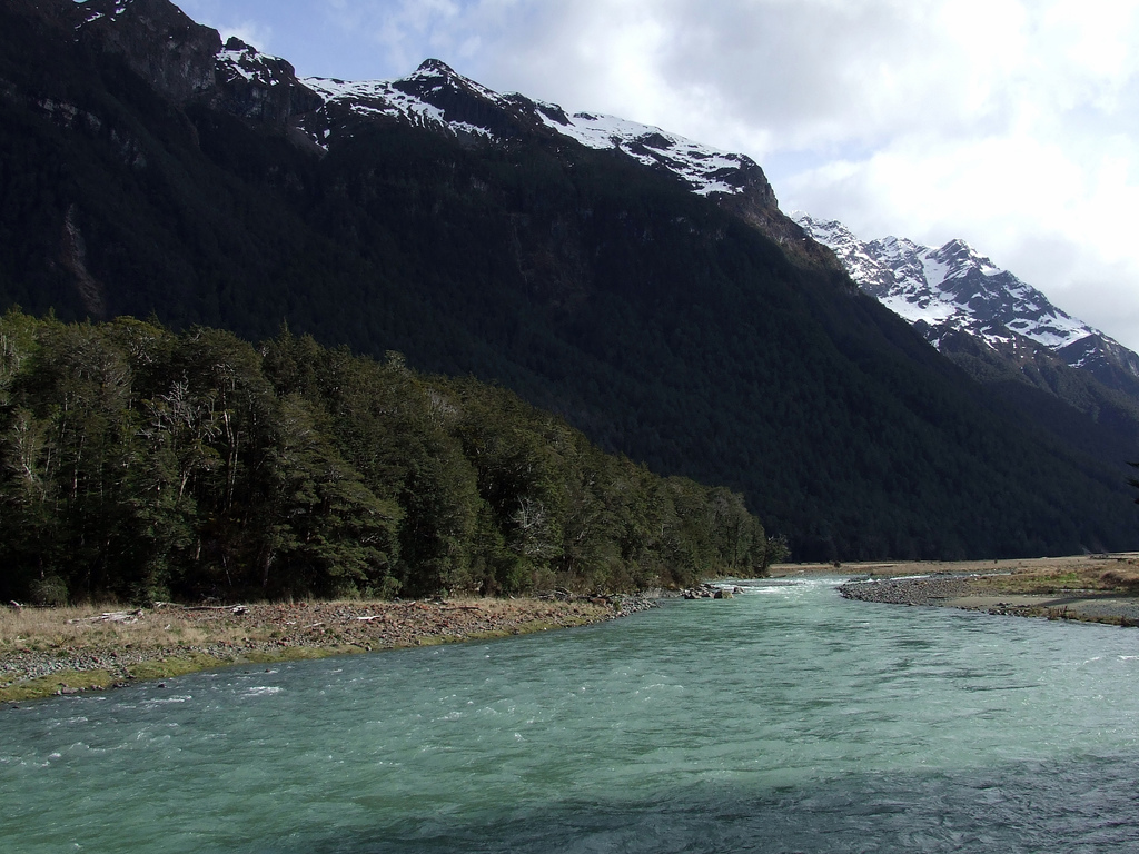 The best day rafting trips in New Zealand flickr image by Tim Parkinson