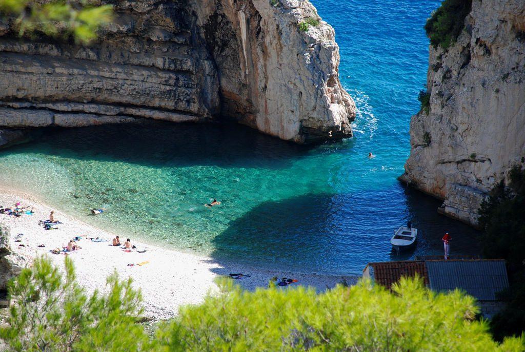 Top 5 Croatian kayaking destinations Best Croatia kayak holidays Flickr CC image of Vis by Miroslav Vajdić