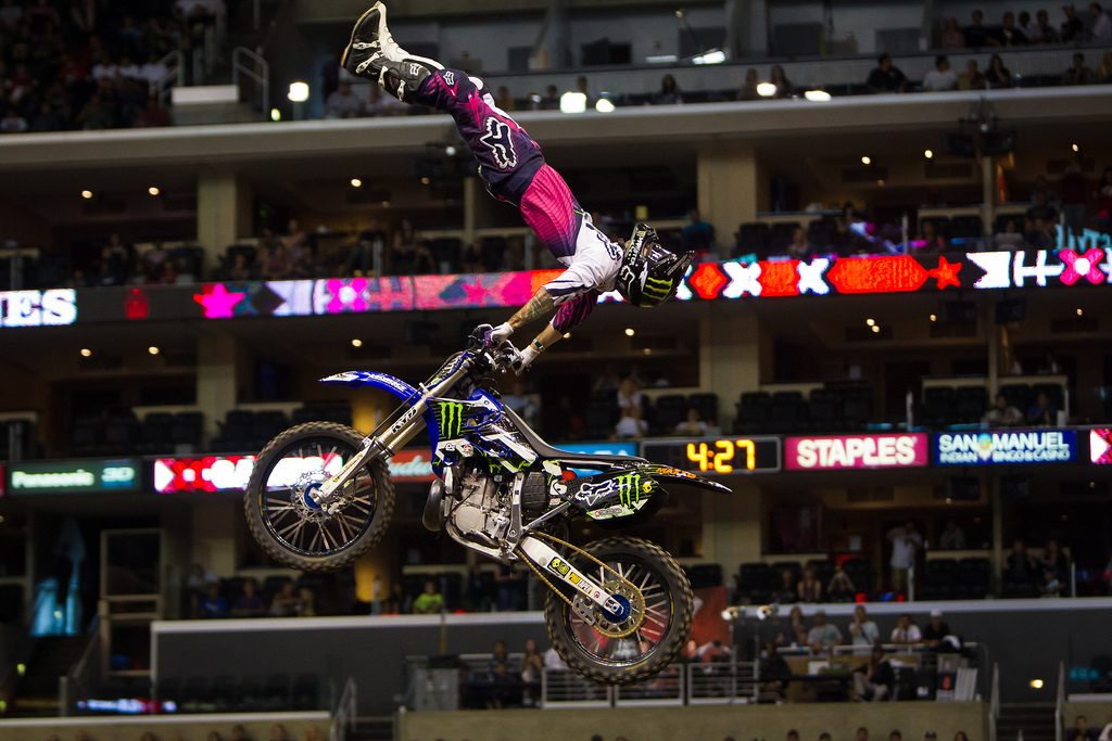 is x-games losing the plot Moto X Flickr CC image by G155