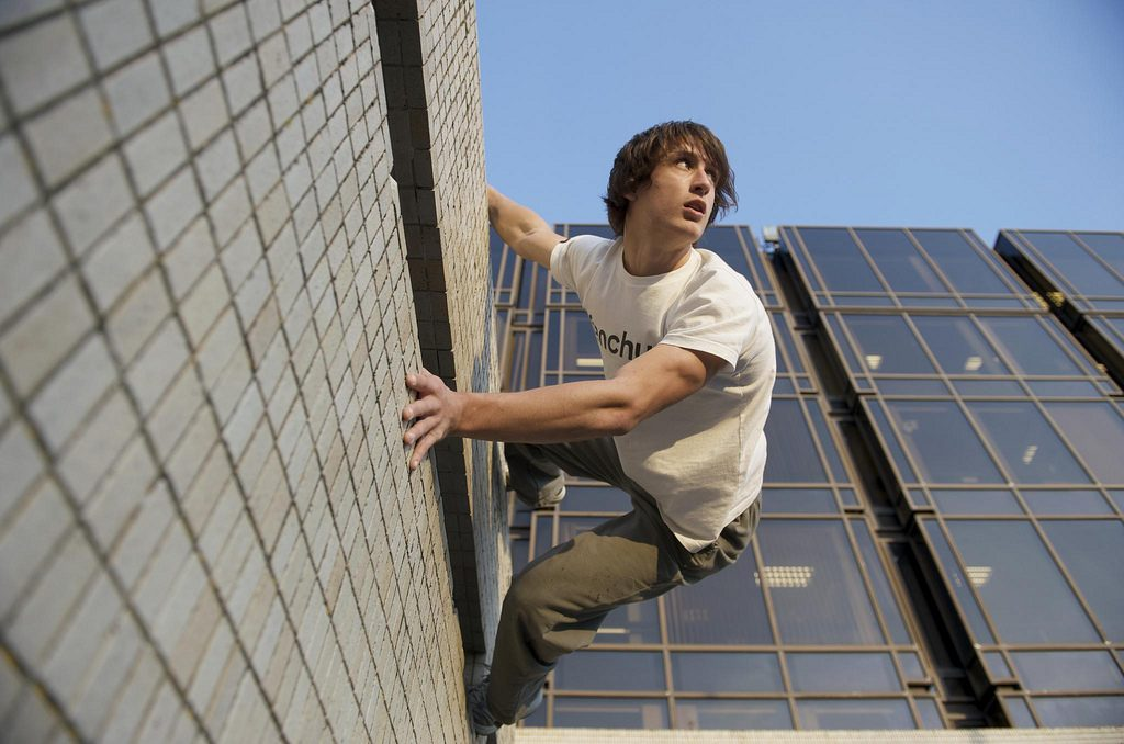 types of extreme sport - parkour - Flickr CC image by Thor