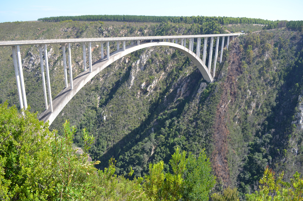 13 of the best bungee jumping destinations worldwide Bloukrans Bridge south Africa Flickr image by Stephanie Watson Photography