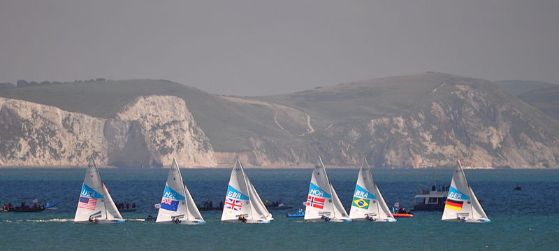 Types of boating for adventure holidays on water Wikimedia image by Caroline Granycome