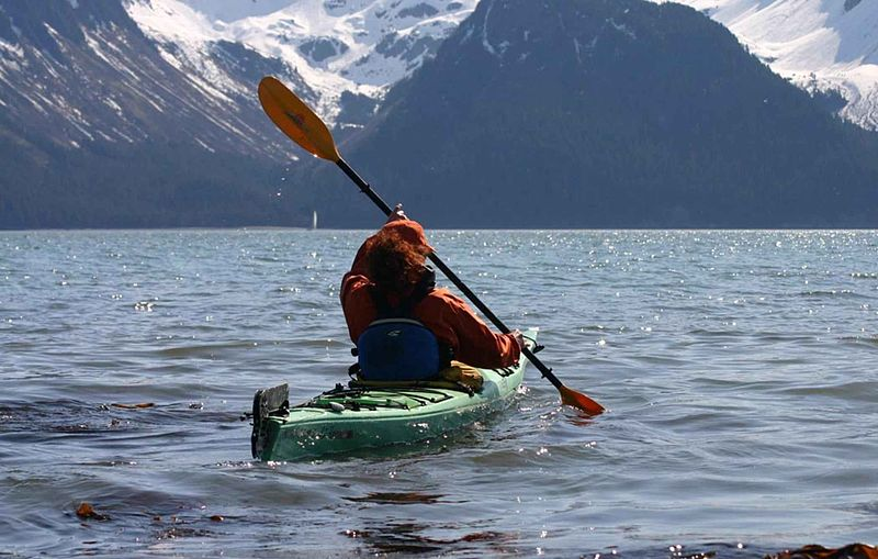 Different types of kayaking Wikimedia image by Laubenstein Ronald