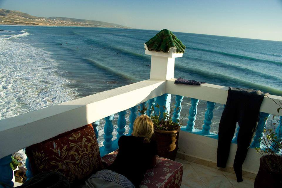 Guide to Taghazout surfing holidays image courtesy of Surf Berbere
