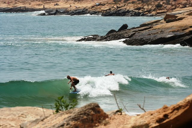 Guide to Taghazout surfing holidays Hash Point image courtesy of Surf Berbere