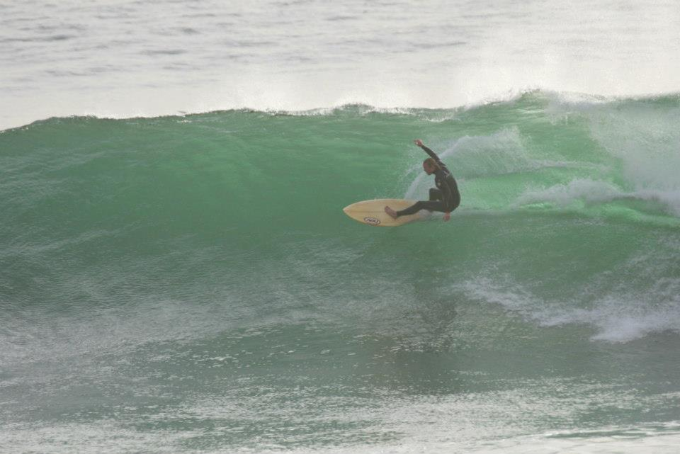 Guided Taghazout surfing holiday in Morocco for advanced surfers
