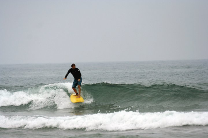 Guide to Taghazout surfing holidays Tamri break image courtesy of Surf Berbere
