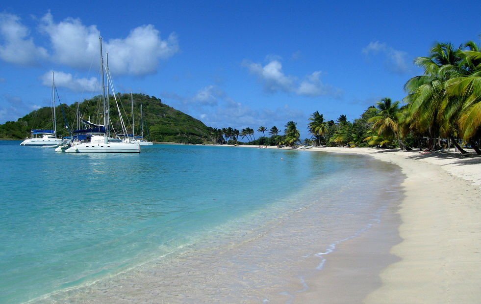 Sailing The Caribbean Islands Flickr image by Cowbell solo