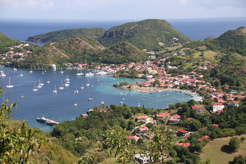 Sailing the Caribbean Islands 11 best ports in the West Indies Pixabay royalty free image of guadeloupe