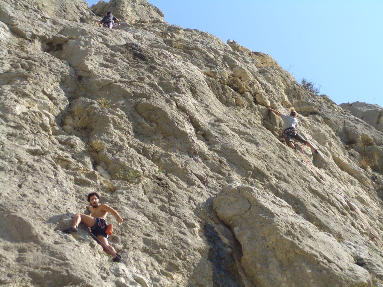 Sella rock climbing holidays in Costa Blanca flickr image by Protozoo