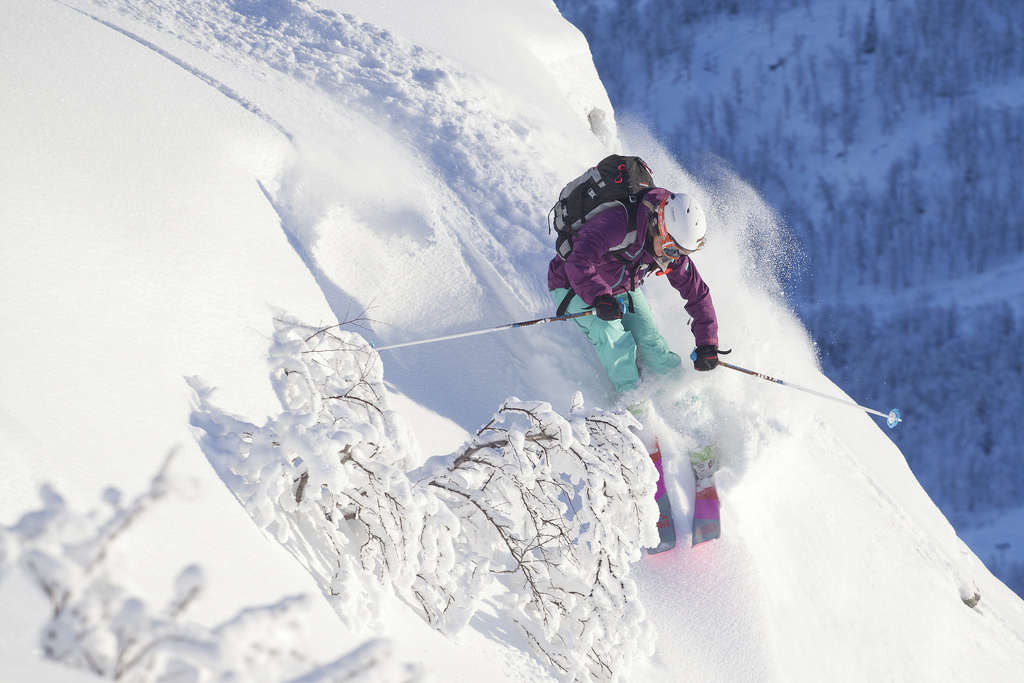 10 biggest ski resorts in the world Flickr image by Photos from SkiStar