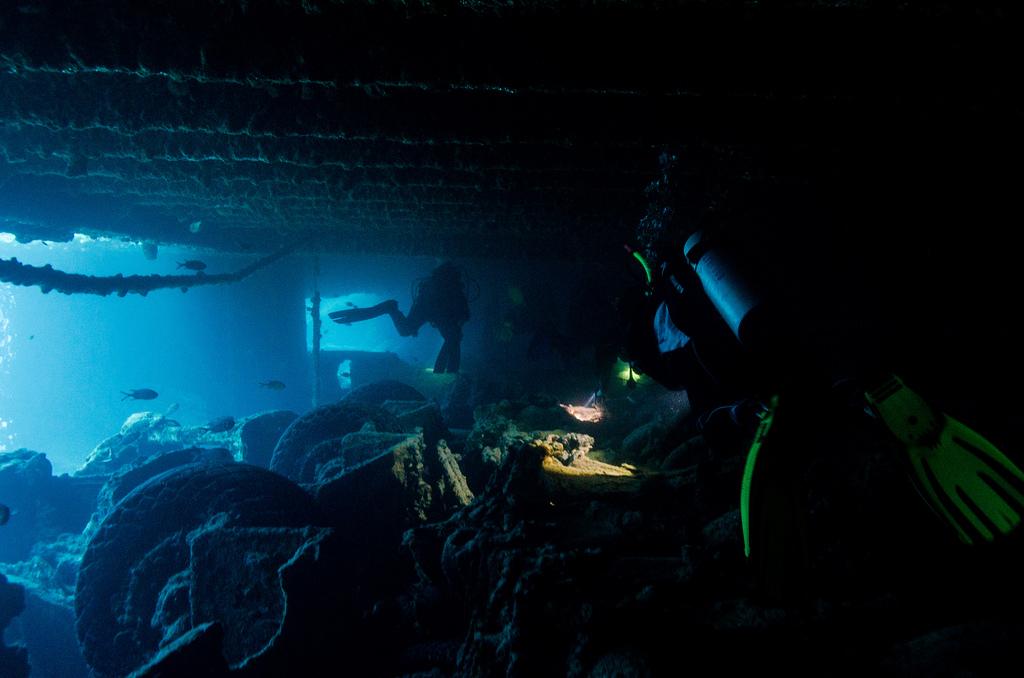 Top 10 Wreck Dives Worldwide 2 flickr image by Blaueflosse