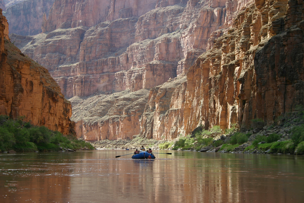 Best white water rafting rivers flickr image by  Grand Canyon NPS