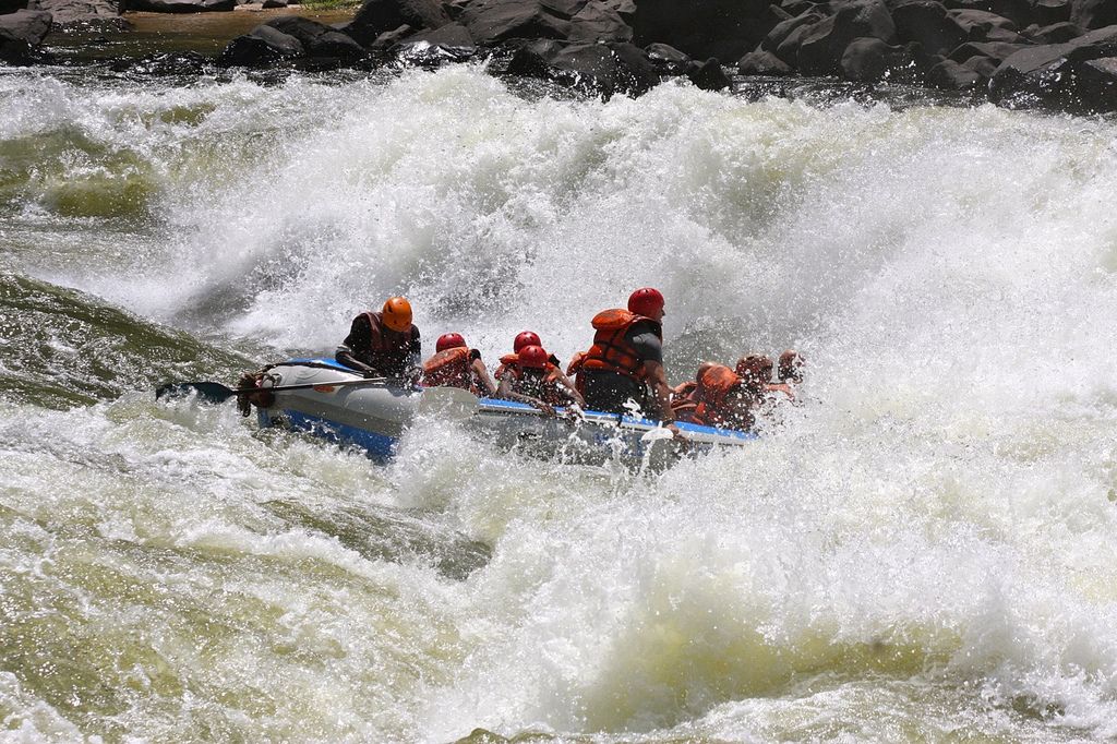 Best white water rafting rivers flickr image by Martijn Munneke