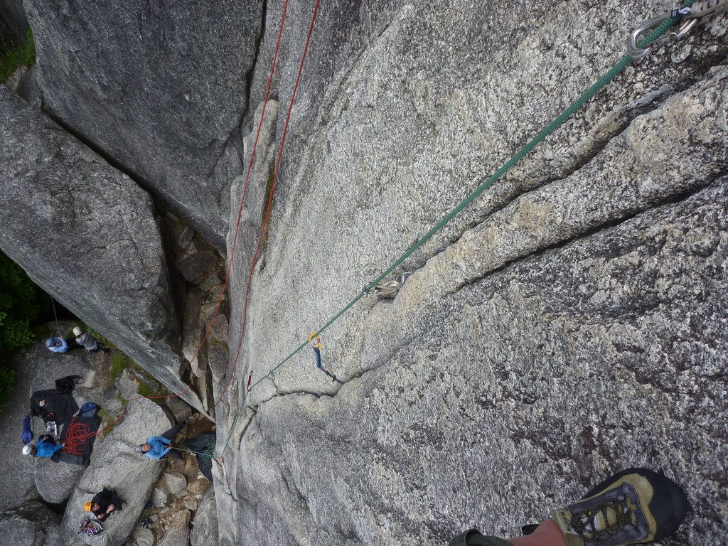 Guide to rock climbing in Squamish The Chief of Canadian crags Flickr image by Laurel Fan