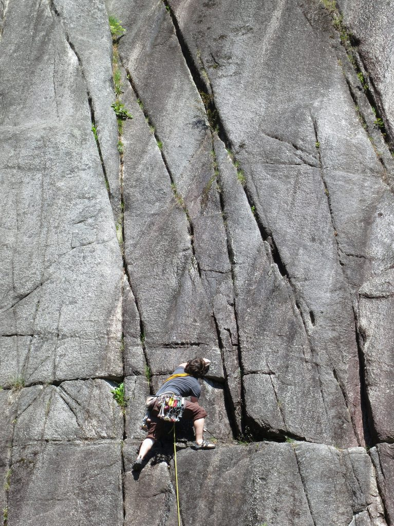 Guide to rock climbing in Squamish The Chief of Canadian crags Flickr image by Ruth and Dave