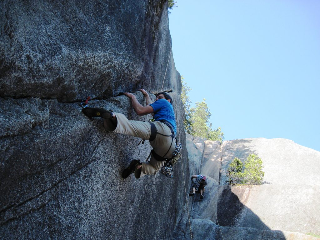Guide to rock climbing in Squamish The Chief of Canadian crags Flickr image by iwona_kellie