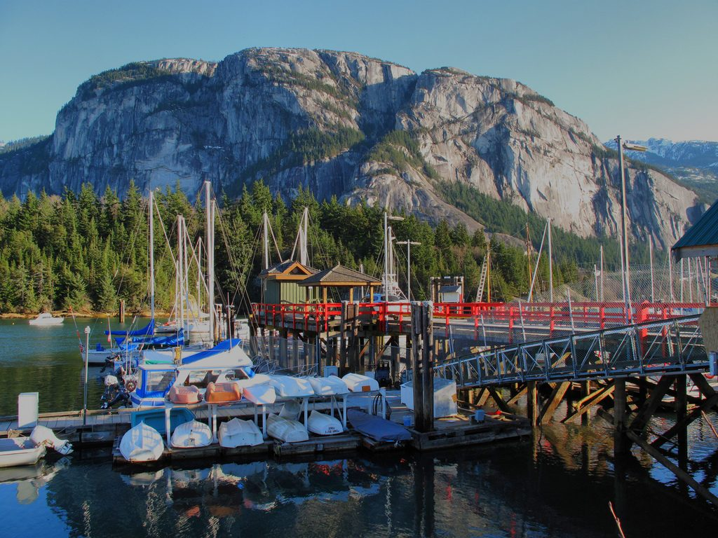 Guide to rock climbing in Squamish The Chief of Canadian crags Flickr image by keepitsurreal