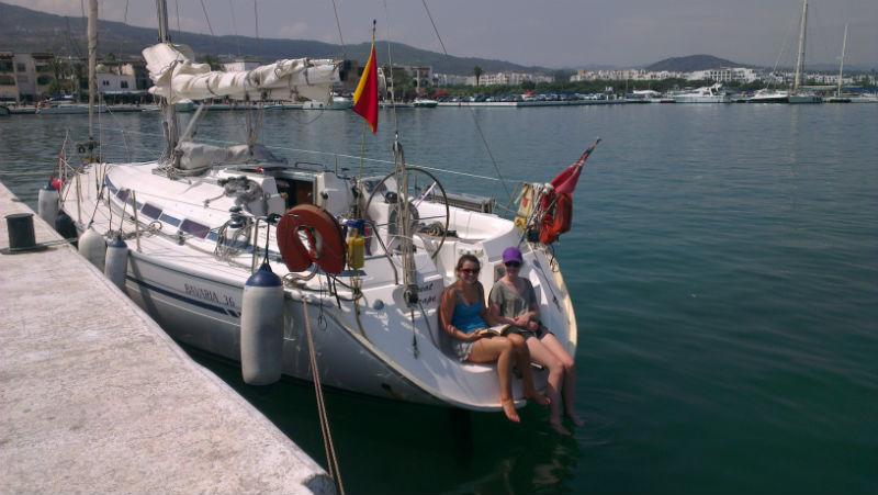 ROCK Sailing Gibraltar