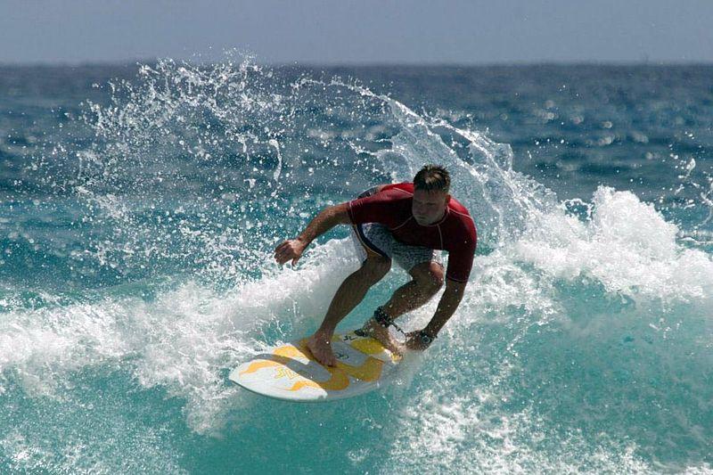 Surprising surf spots Wikimedia image by Cpl. Megan L. Stiner