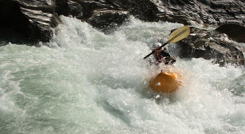 Europe kayak holidays: 10 of the best European kayaking destinations Wikimedia Commons image by Yachmoka